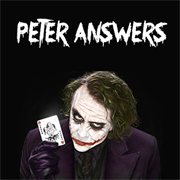 peter answers Website link