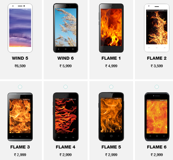 jio flame phones