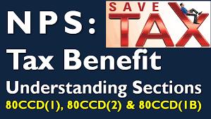 NPS tax benefits