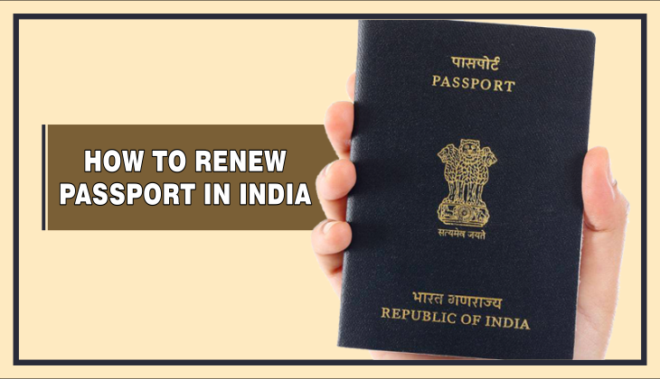 How to renew passport or extend its validity?